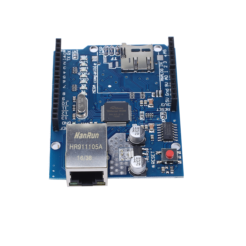 EthernetW5100Shield